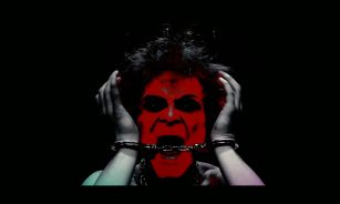 The devil and the suicidal one in the new and provocative video of the band RYGA.